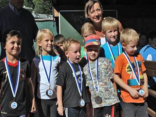 TCB-Clubmeisterschaft-2012 Kinder und Jugend