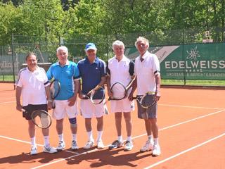 TCB Herren-70-Mannschaft