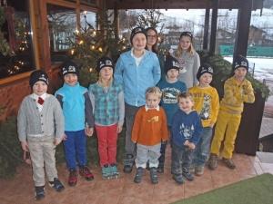 TCB Weihnachtsfeier für Kinder am 15.12.2013