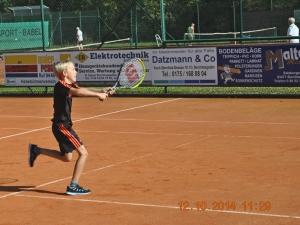TCB-Clubmeisterschaften der Kinder 2014