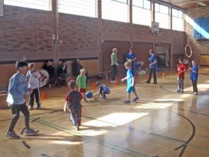 TCB Wintertraining für Kinder und Jugendliche