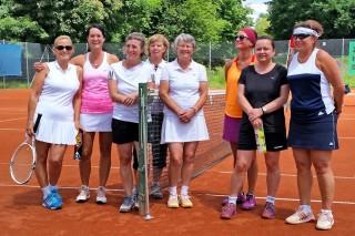 Damen-40: TCB - SV Pang
