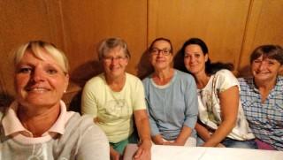 TCB-Damen-40: Spiel in Zellerreit