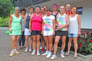 Damen-40: TCB - TC Kolbermoor