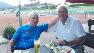 Freundschaftspiel beim TC Abtenau am 24.08.16