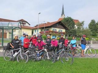 Radlausflug nach Altötting am 17.08.16
