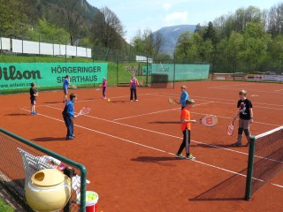 TCB-Saisoneröffnung durch die Kinder am 29.04.17