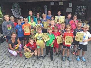Freundschaftsturnier der Kinder in Schönau am 29.09.17