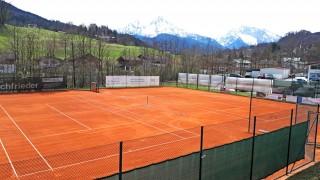"""TCB-Frühjahrsinstandsetzung-2018: """"Die Tennisplätze im neuen Glanz"""""""