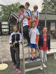 Tennisjugend - Bambini-U12