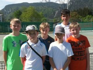 Tennisjugend U14