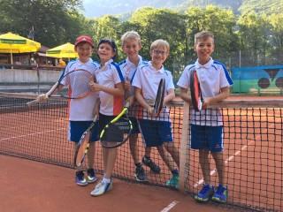 Tennisjugend Bambini-12 - 15.06.18