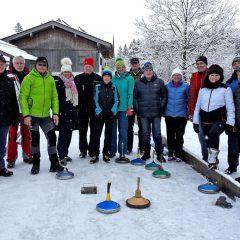 TCB-Eisstockschießen am 19.01.20
