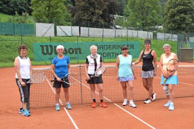 KIT-Cup-Damen: TC-Berchtesgaden - TSV-Teisendorf am 24.07.20 (Einzelspielerinnen)