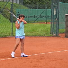 KIT-Cup-Damen: TC-Berchtesgaden - TSV-Teisendorf