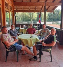 TCB-Herren: Spiel gegen SC Hammer