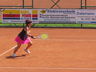 TCB-Damen-50 - Heimspiel gegen TC-Degerndorf-Brannenburg