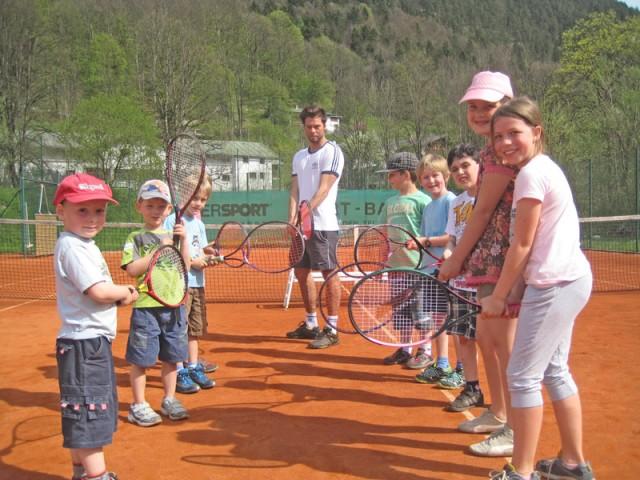 Deutschland spielt Tennis beim TCB